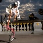 «FLATLAND» – трюки на BMX
