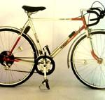 Советские подростковые велосипеды – «Турист 153-452»